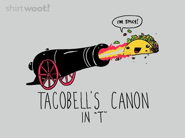 Canon In T T Shirt