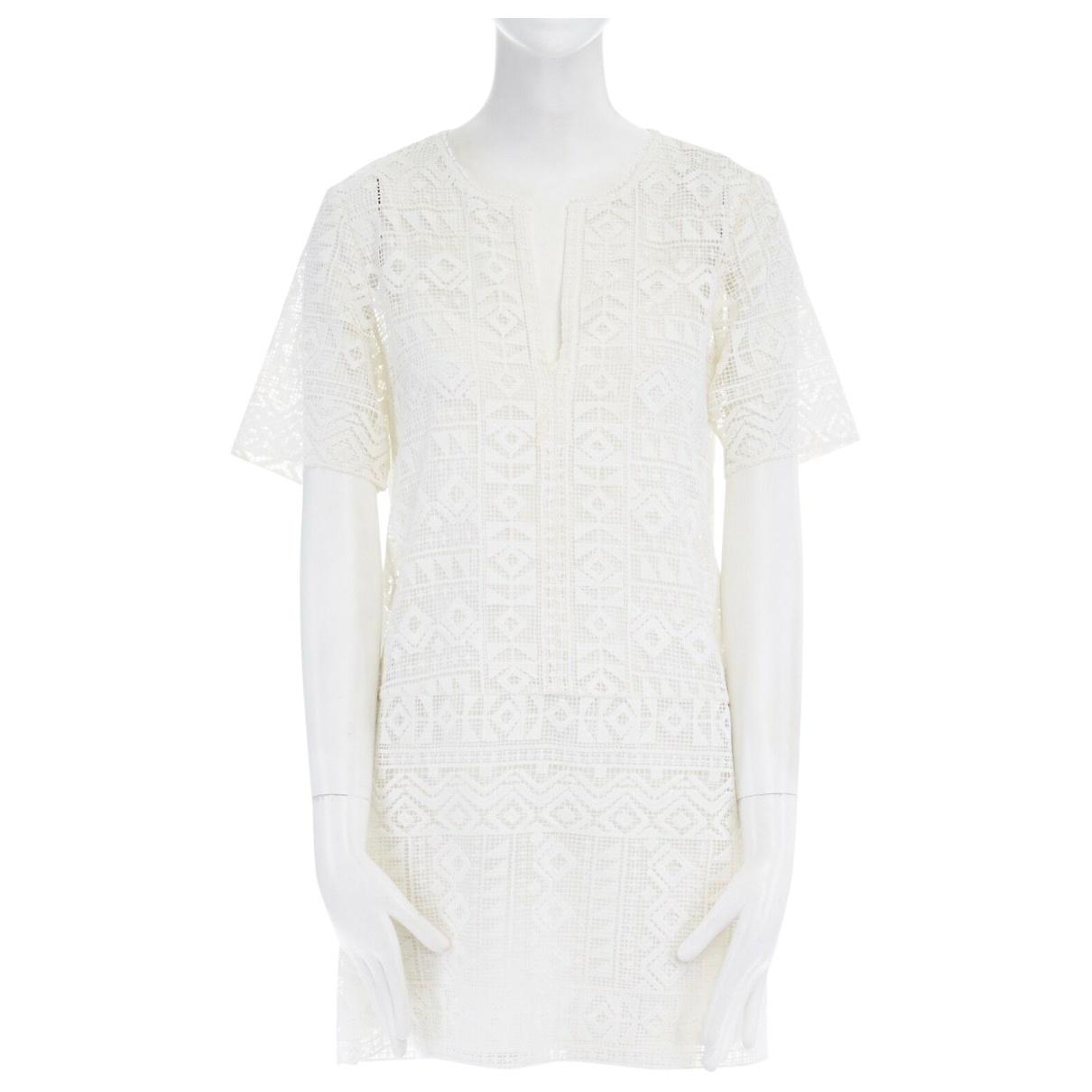 Club Monaco \N White dress for Women 2 US