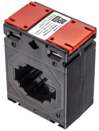RS PRO Clip Fit Current Transformer, , 40 x 11mm diameter , 750A Input, 5 A Output, 750:5