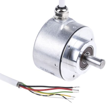 Hengstler Incremental Encoder  RS0550178 5000 ppr 10000rpm Solid 10 → 30 V dc