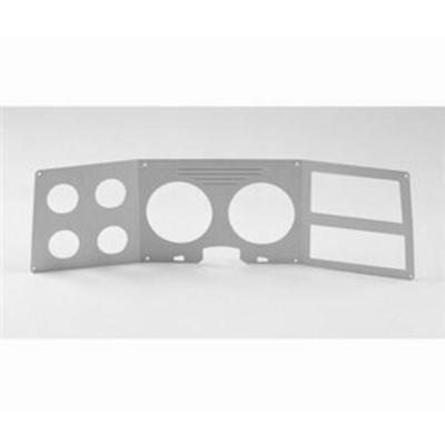 Carriage Works Billet Instrument Panel (Anodized Aluminum) - 73001