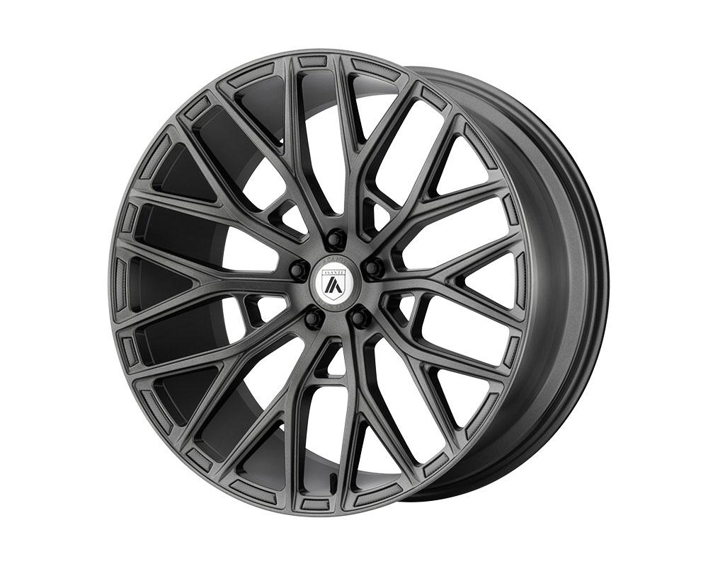 Asanti ABL21-22900032MG Black ABL-21 Leo Wheel 22x9 Blank +32mm Matte Graphite