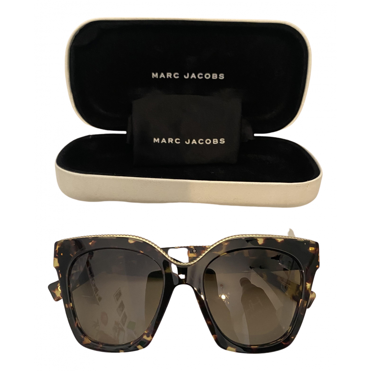 Marc By Marc Jacobs \N Brown Sunglasses for Women \N