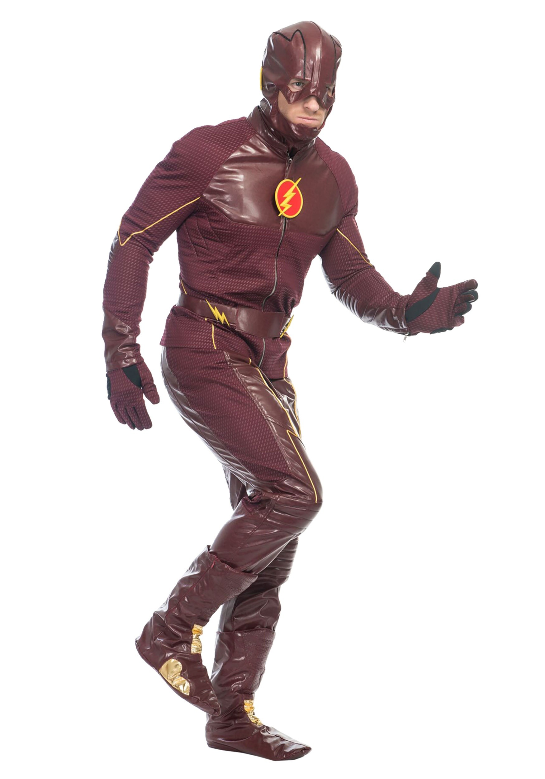 Men's The Flash Premium Costume