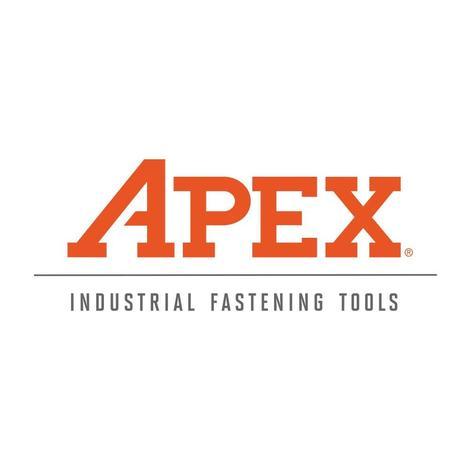 Apex Hex Impact Socket, 1/2 In. Drive, 11/16 In.