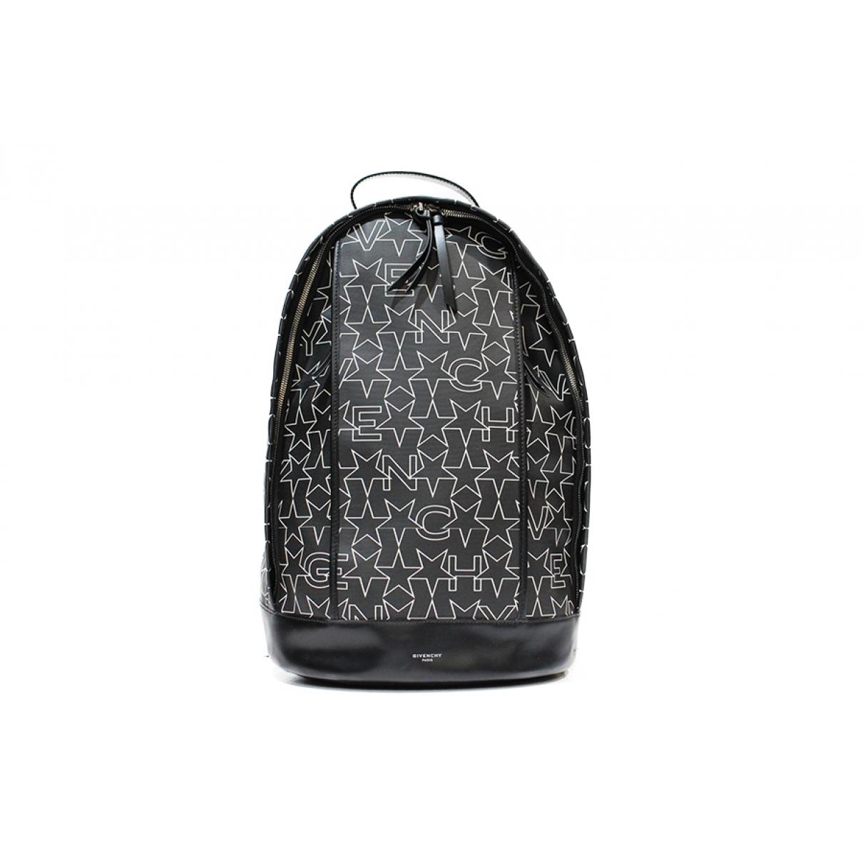 Givenchy \N Black Cloth bag for Men \N