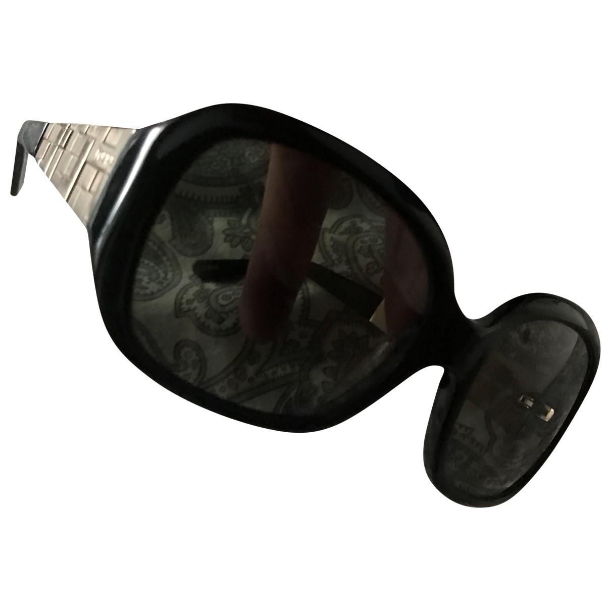 Loewe \N Black Metal Sunglasses for Women \N
