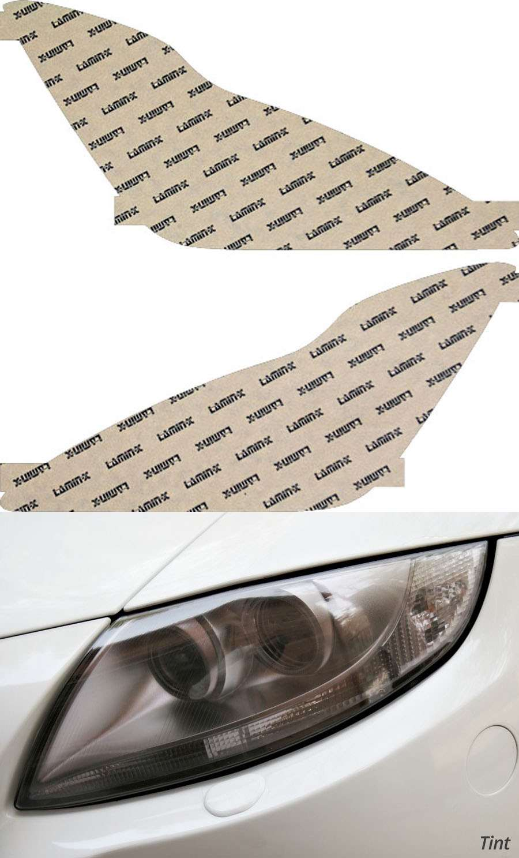 Infiniti G37/Q60 Coupe 08-15 Tint Headlight Covers Lamin-X I011T