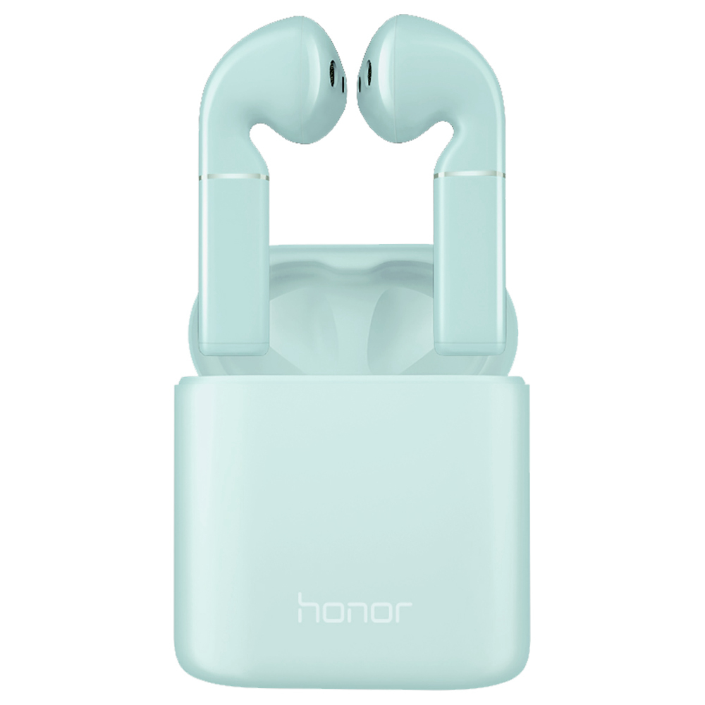 HUAWEI Honor FlyPods TWS Earbuds Bluetooth 5.0 Touch Control 2.5 Hours Working Time IP54 Water-resistant - Blue