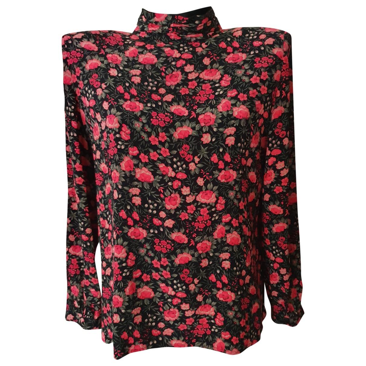 Non Signé / Unsigned \N Multicolour Silk  top for Women 40 IT