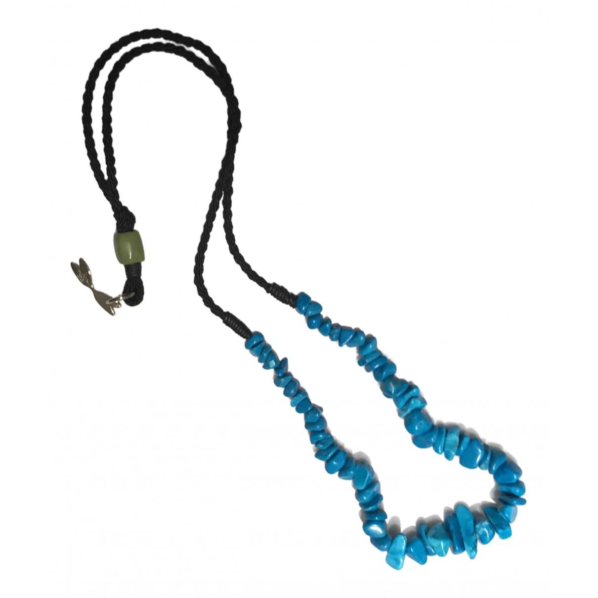 Valentino Garavani \N Turquoise Metal Jewellery for Men \N
