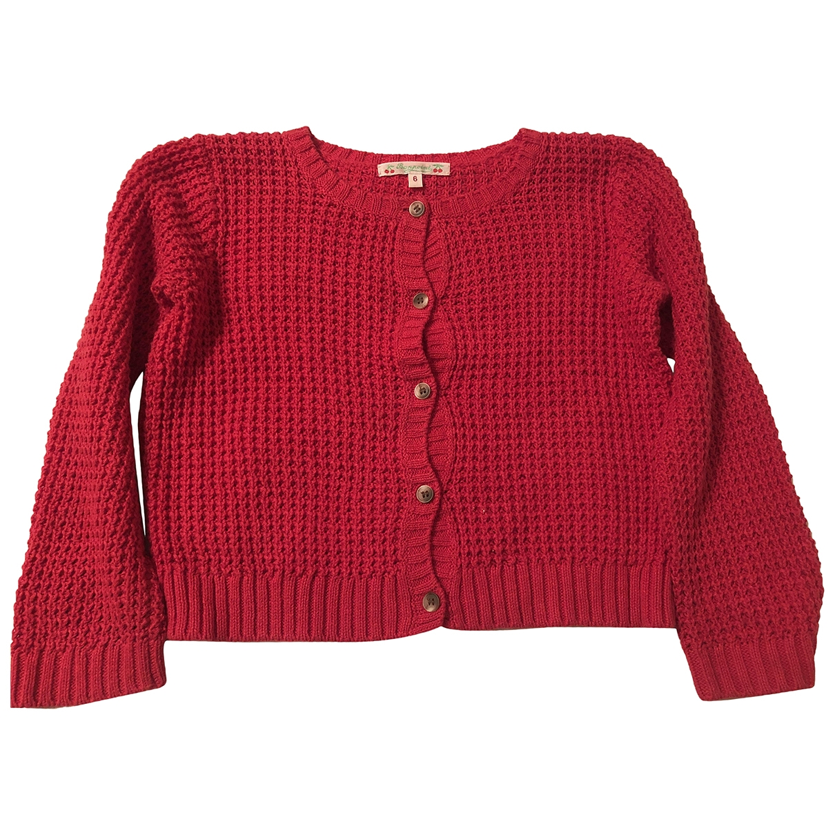 Bonpoint \N Cotton Knitwear for Kids 6 years - up to 114cm FR