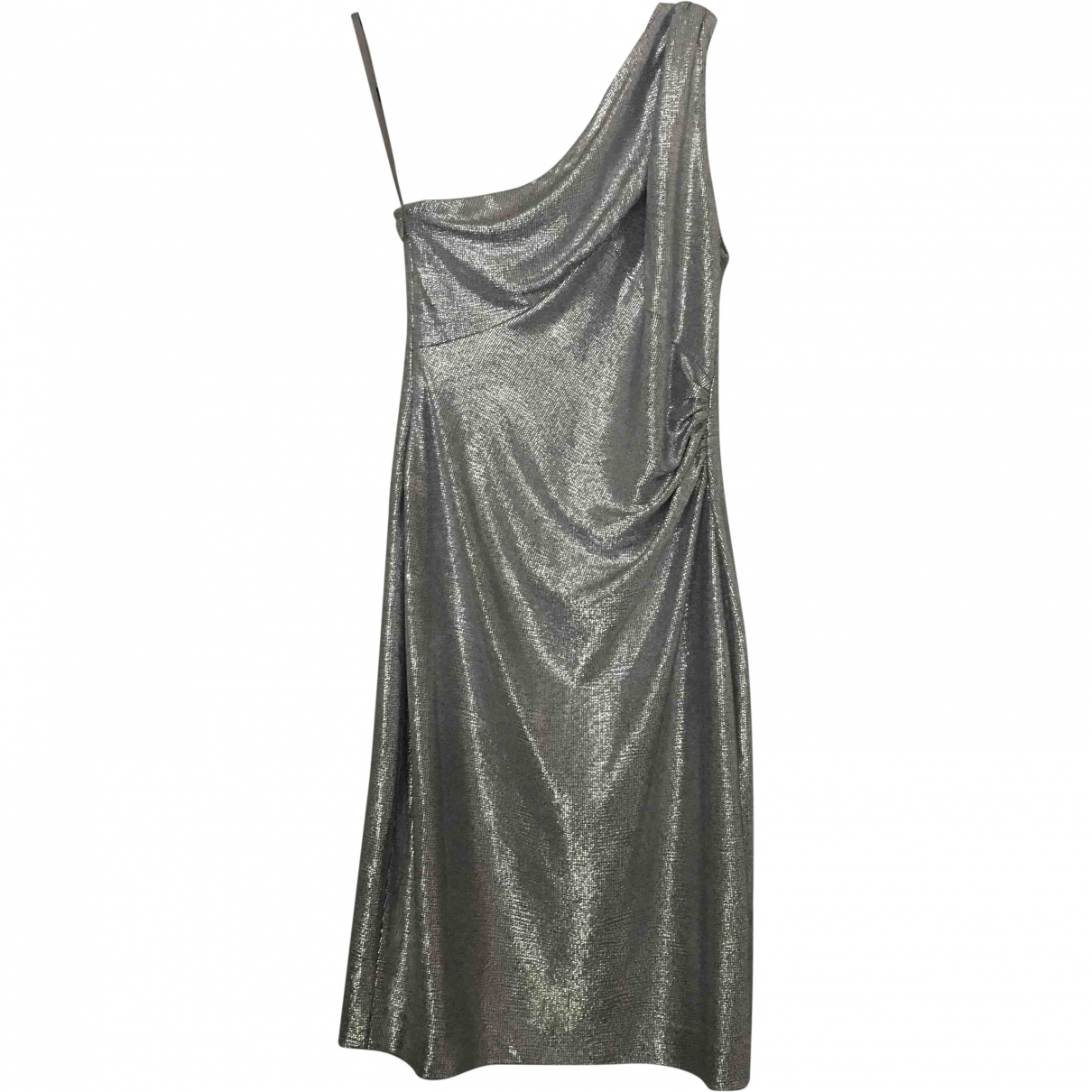 Lauren Ralph Lauren \N Silver dress for Women 4 US