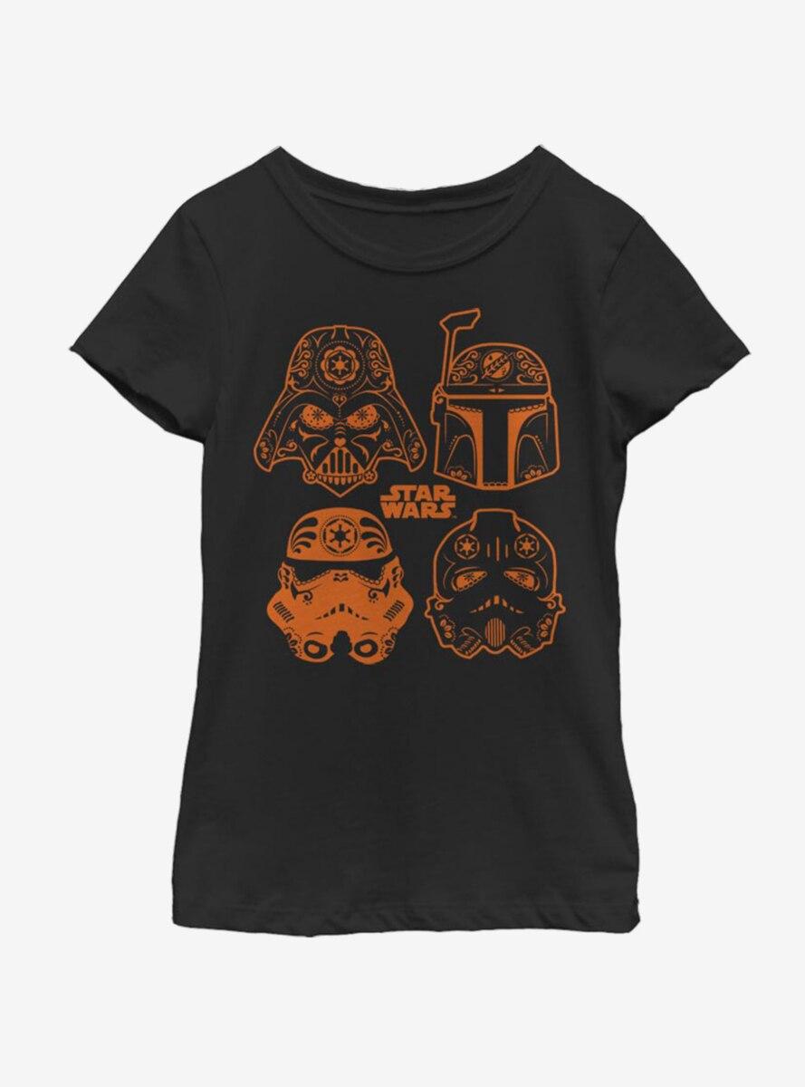 Star Wars Sugar Coated Youth Girls T-Shirt