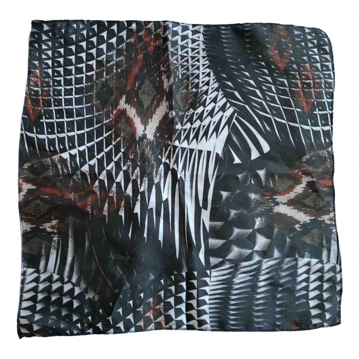 Alessandro Dell'acqua \N Multicolour Silk scarf for Women \N