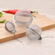 1pc Stainless Steel Seasoning Filter Ball
