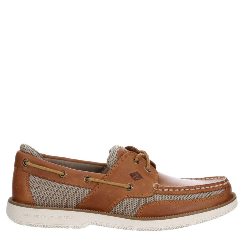 Sperry Mens Surveyer 2-Eye Boat Shoes