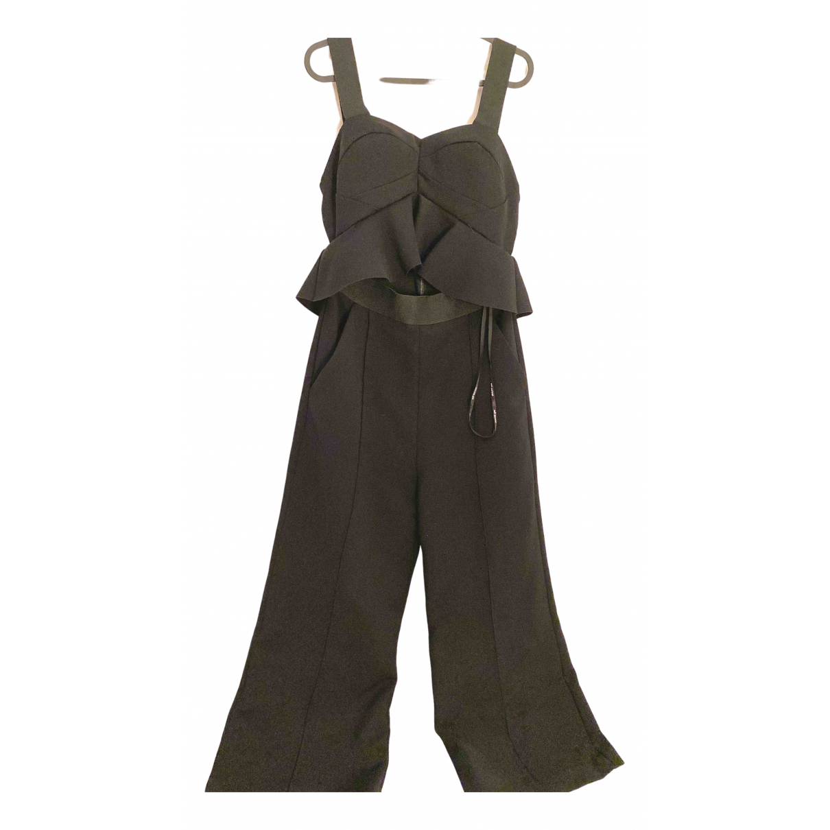 Self Portrait \N Black jumpsuit for Women 10 UK