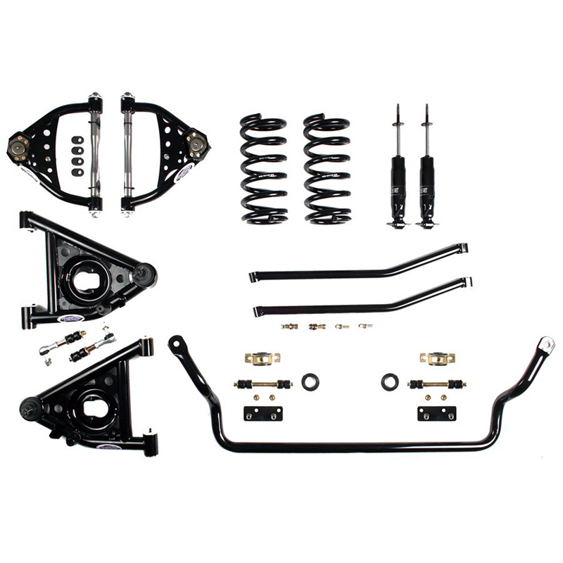 Detroit Speed 031333 Speed Kit 1 Front Suspension Kit 1978-1988 G-Body SBC LS