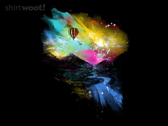 Follow The River T Shirt