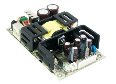 Mean Well , 75.6W Embedded Switch Mode Power Supply SMPS, 36V dc, Open Frame, Medical Approved