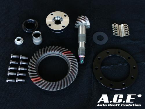 Auto Craft ACT60416772C01 Final Gear 3.90 Subaru BRZ 13+