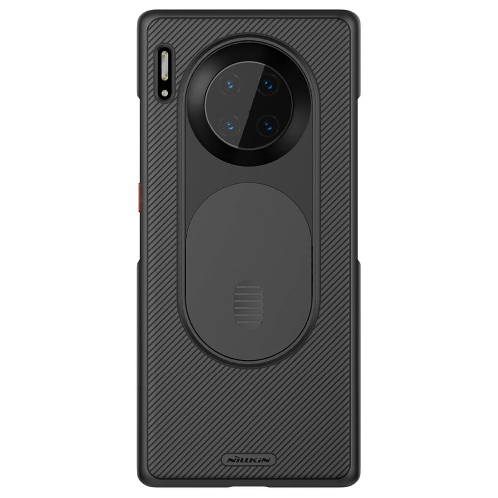 Nillkin CamShield Case Protective Back Cover For HUAWEI Mate 30 Pro Smartphone - Black