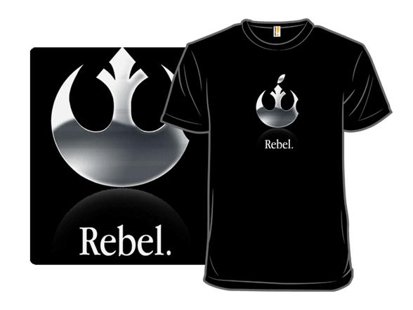 Rebel Different T Shirt