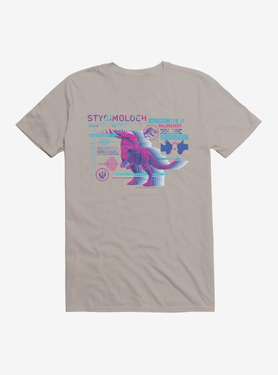 Jurassic World Stygimoloch Specs T-Shirt