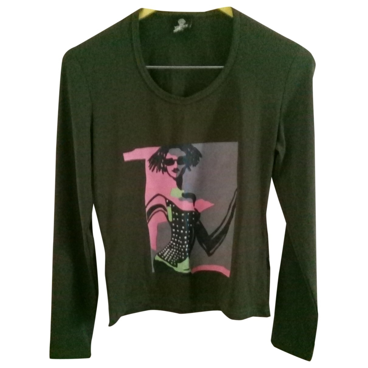 Versace Jeans \N Green  top for Women L International