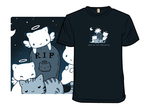 Gone, But Not Purgotten T Shirt