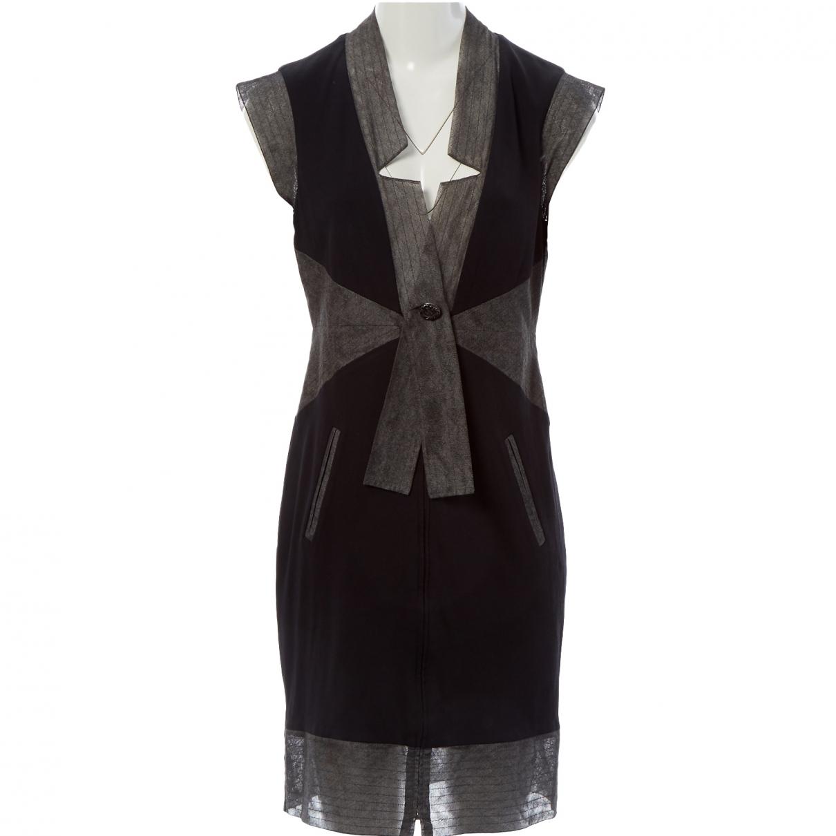 Chanel \N Grey dress for Women 40 FR