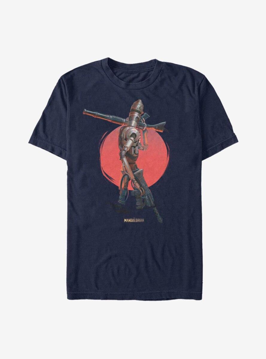 Star Wars The Mandalorian IG 11 T-Shirt