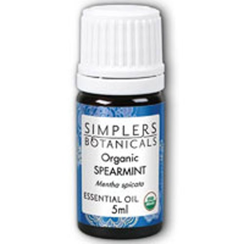 Organic Spearmint 5 ml by Simplers Botanicals(Zand)