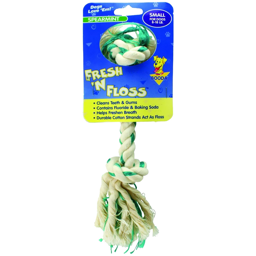 Fresh N Floss Knot Bone - Small