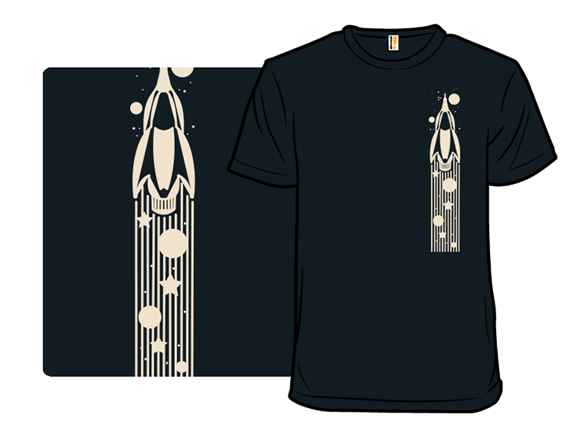 The Future Awaits T Shirt