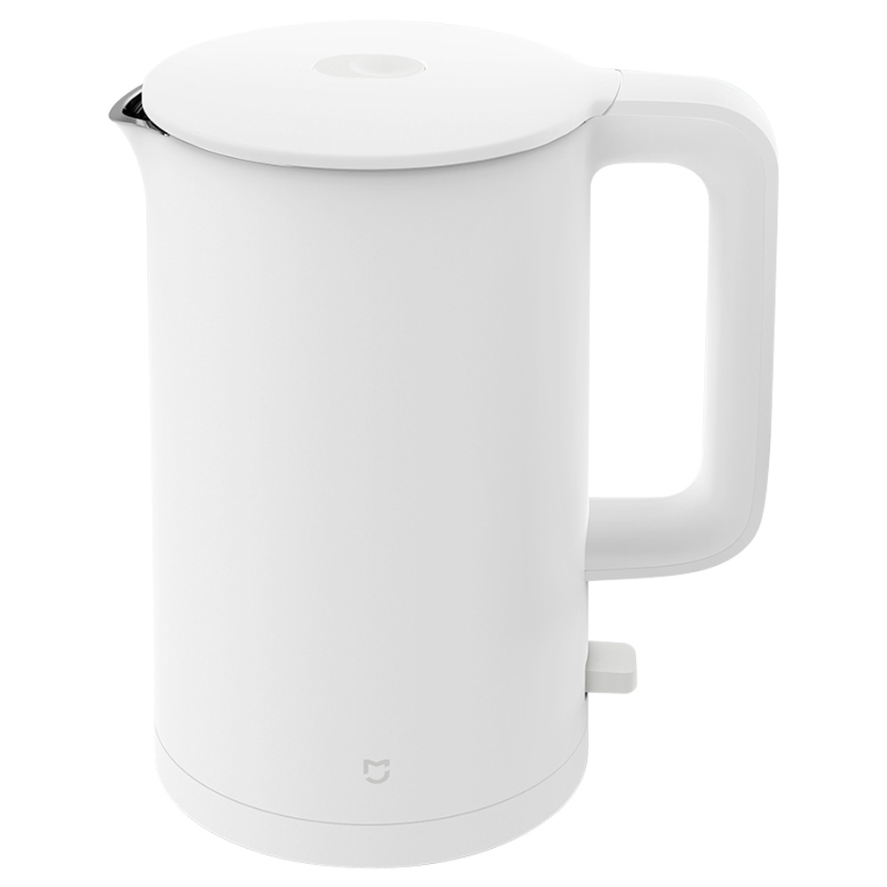 XIAOMI MIJIA A1 1.5L Electric Kettle 220V 1800W Fast Heating 304 Stainless Steel CN Plug - White