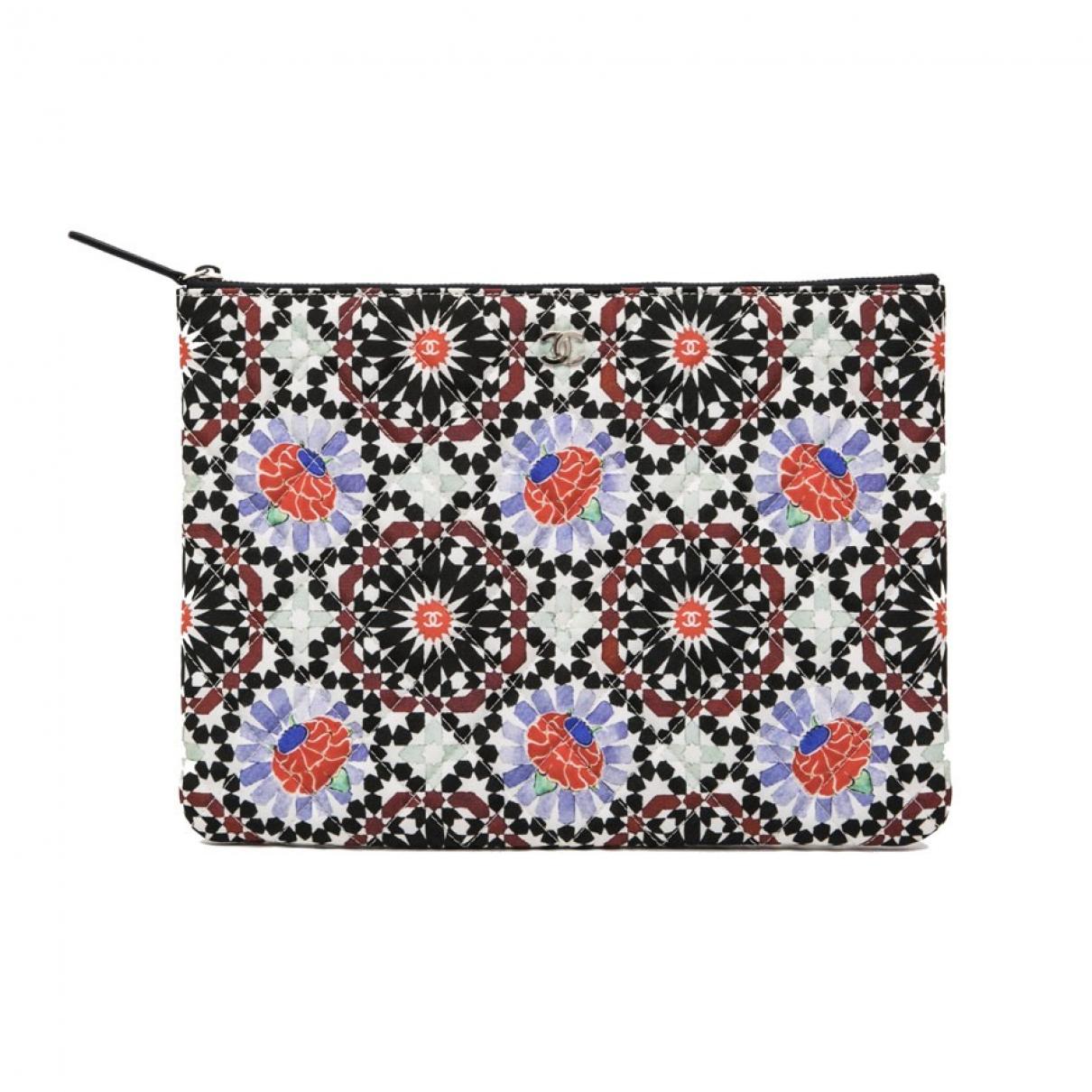 Chanel \N Multicolour Cloth Clutch bag for Women \N