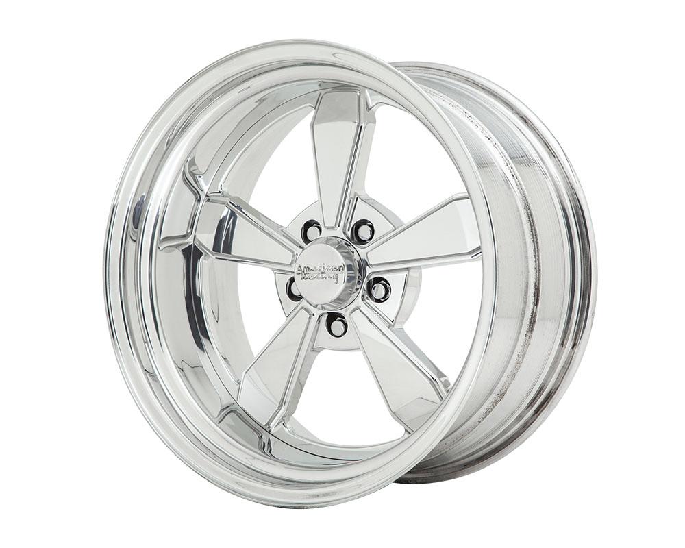 American Racing Forged VF542 Eliminator Wheel 15x7 Blank +0mm Polished