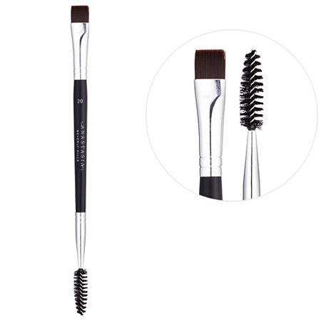 Anastasia Beverly Hills Brush 20 - Dual-Ended Flat Detail Brush, One Size , No Color Family