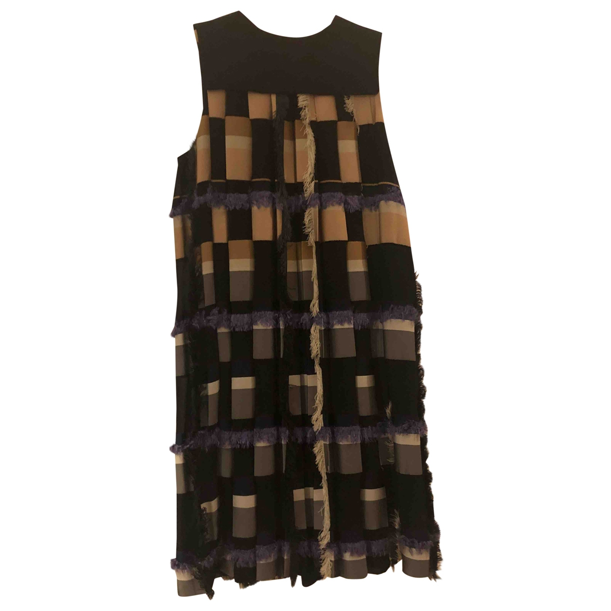 Chloé \N Multicolour dress for Women 38 FR
