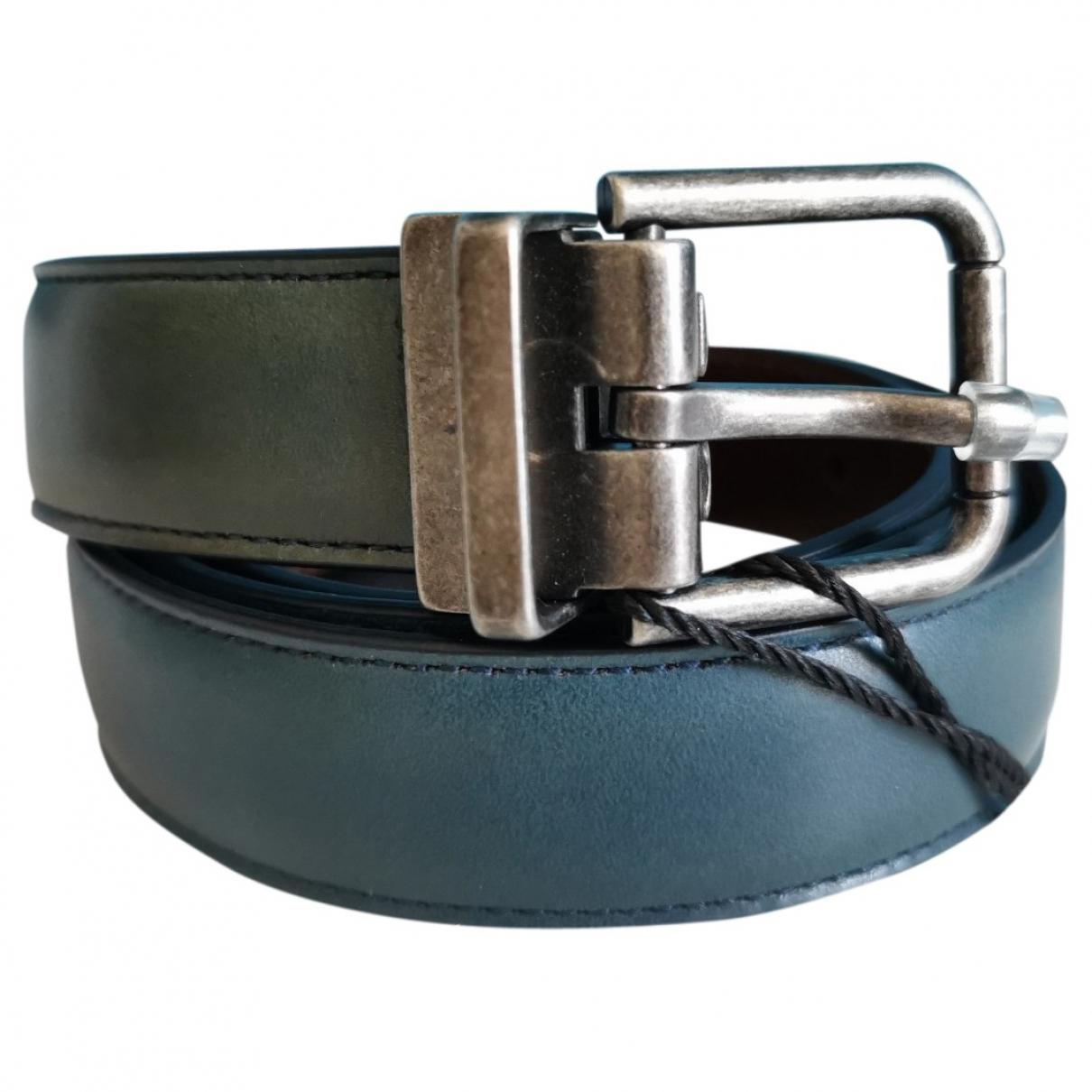 Dolce & Gabbana \N Multicolour Leather belt for Women 85 cm