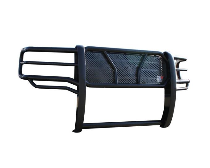 Westin Automotive 57-2335 HDX Grille Guard Black GMC Sierra 2500|3500HD 07-10
