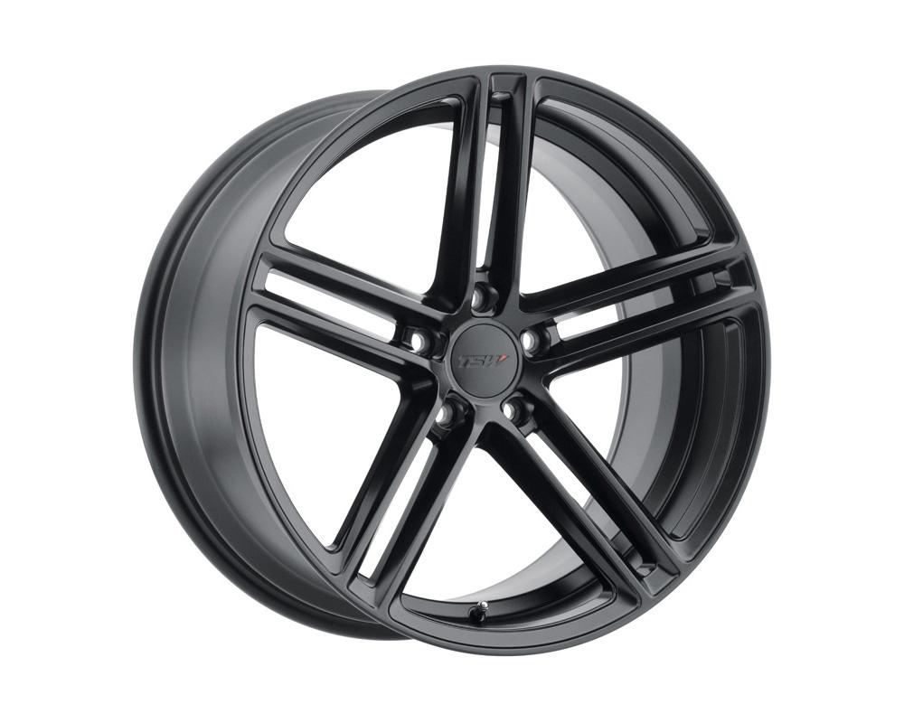 TSW Chapelle Wheel 18x8.5 5x114.30 40mm Matte Black