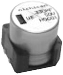 Nichicon 33μF Electrolytic Capacitor 50V dc, Surface Mount - UUE1H330MNS1GS (5)