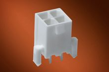 Molex , 5566, 12 Way, 2 Row, Vertical PCB Header (225)