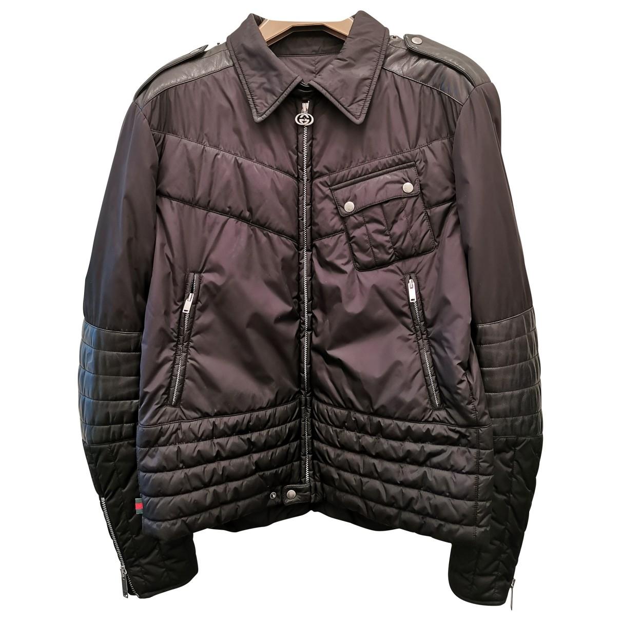 Gucci \N Black jacket  for Men 54 IT