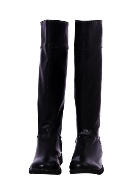 Milanoo Star Wars Jedi Fallen Order Cal Kestis Dark Side Shoes Cosplay Costume Boots