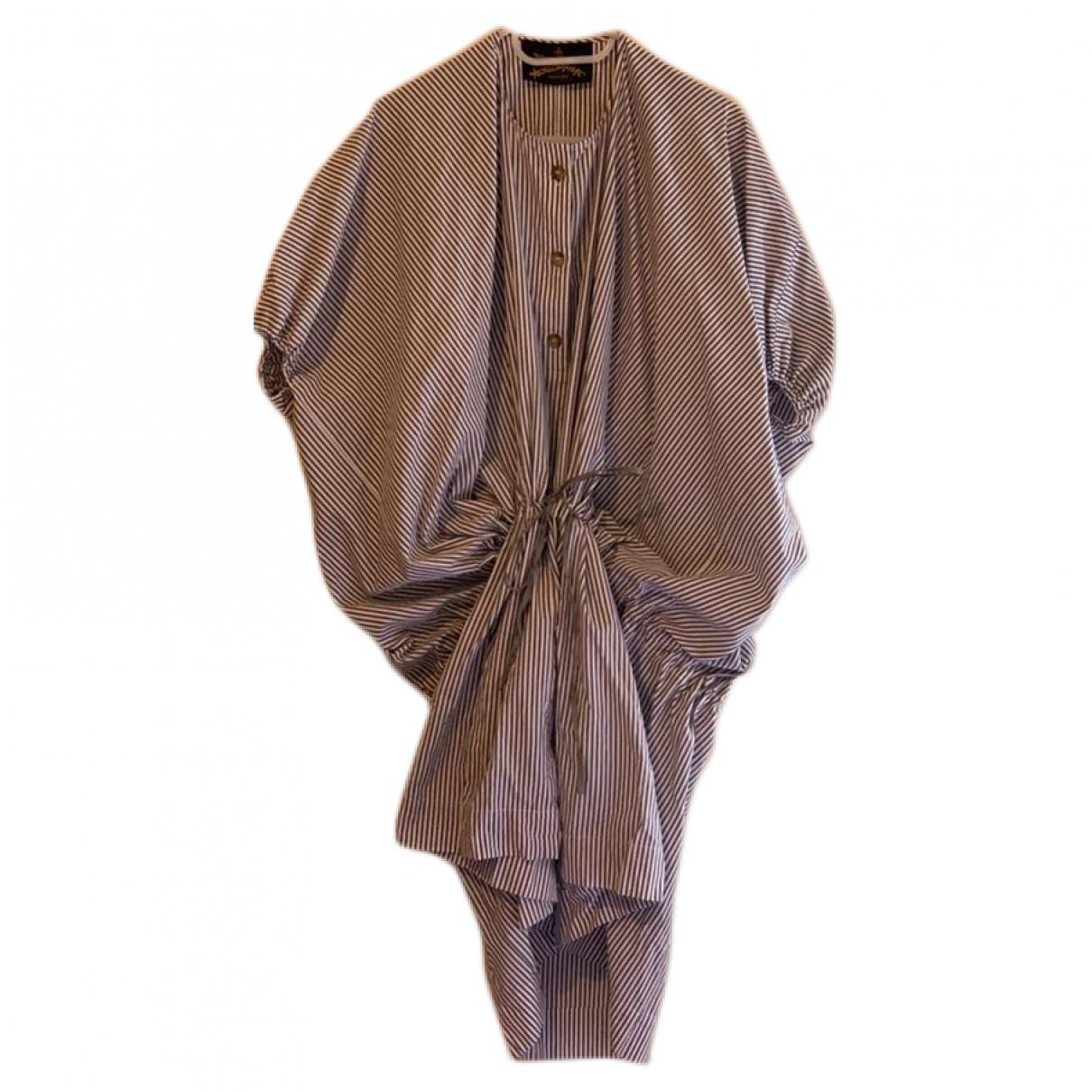 Vivienne Westwood \N Blue Cotton dress for Women S International