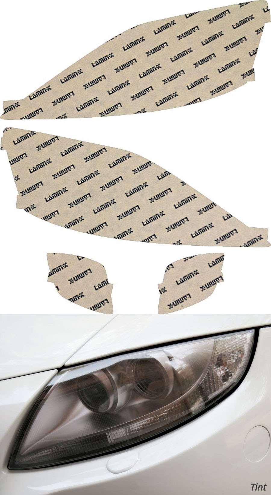 Lexus IS 06-10 Tint Headlight Covers Lamin-X L009T